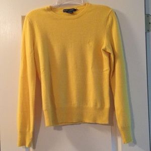 Ralph Lauren Blue Label Cashmere Sweater